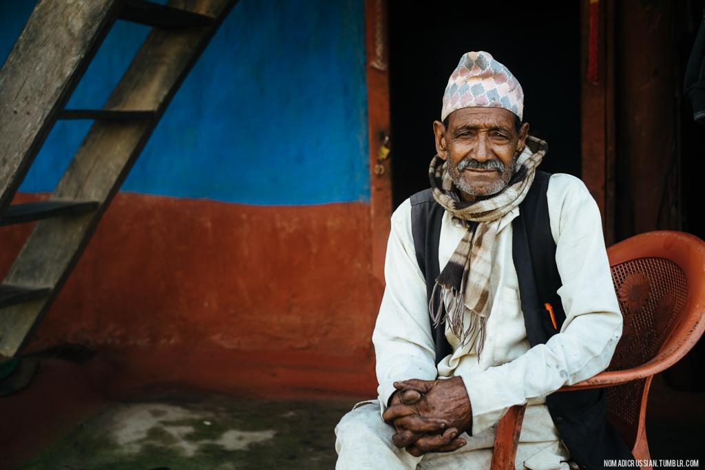 Путешествие по Непалу на мотоцикле (10)