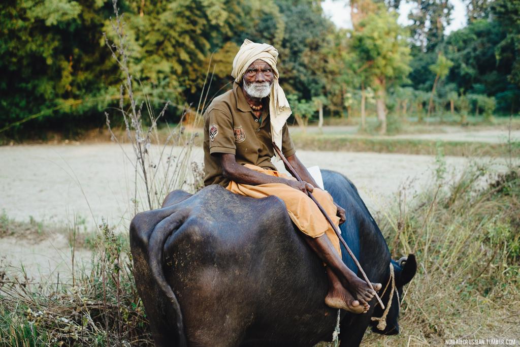Путешествие по Непалу на мотоцикле (2)