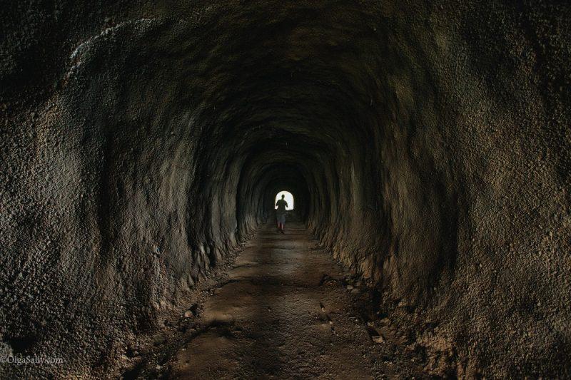 Туннель на Самуи