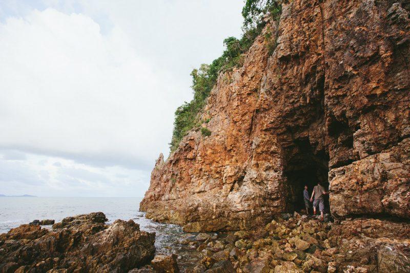 Тайная пещера на Самуи