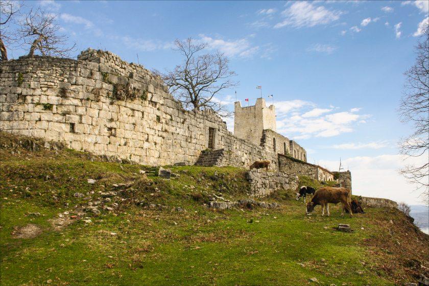 Анакопийская крепость