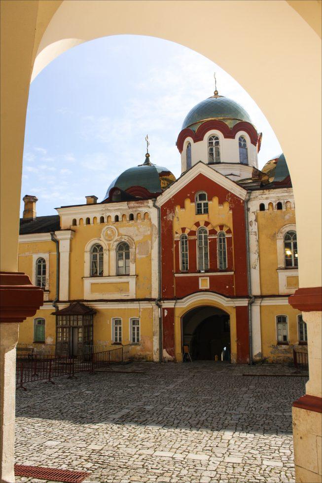 Новоафонский монастырь