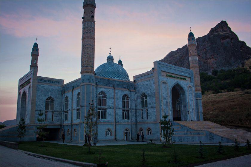 мечеть в г. Ош