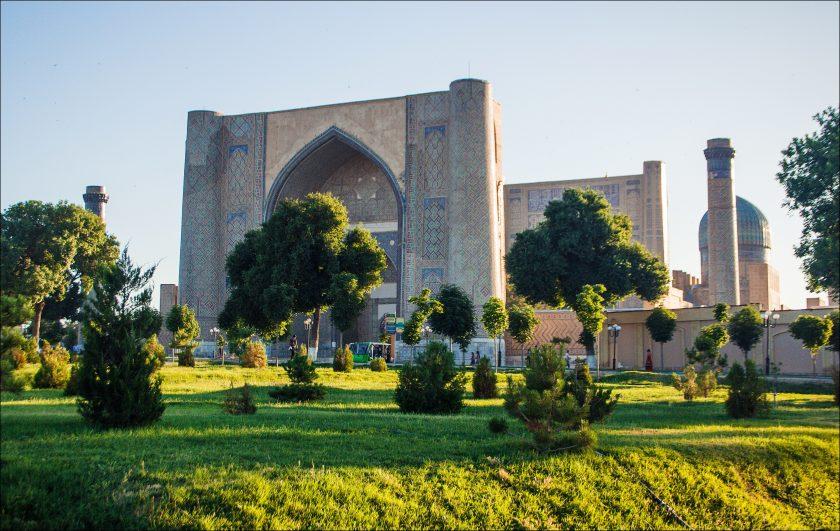 мечеть Биби-Ханым