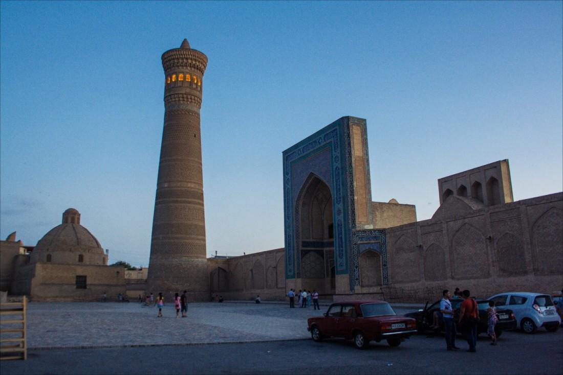 Древнее наследие Узбекистана: Самарканд и Бухара • Блог ... Минарет Калян