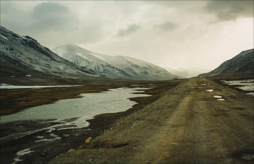Дорога из Хорога в Мургаб