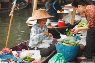 Плавучий рынок Талингчан