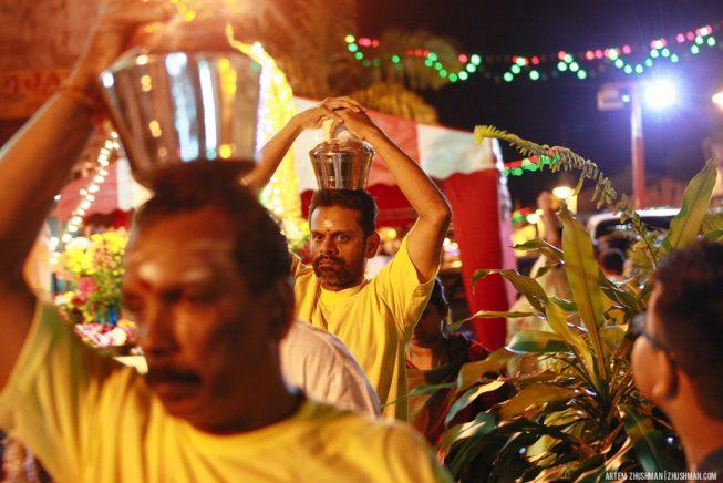 фестиваль Тайпусам в Малайзии (62)