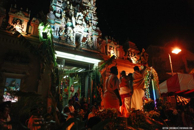 фестиваль Тайпусам в Малайзии (61)
