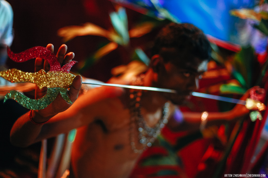 the festival of thaipusam