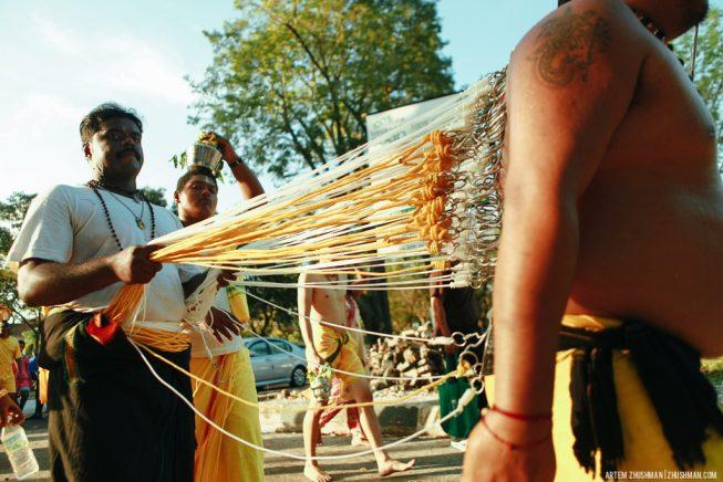 фестиваль Тайпусам в Малайзии (18)