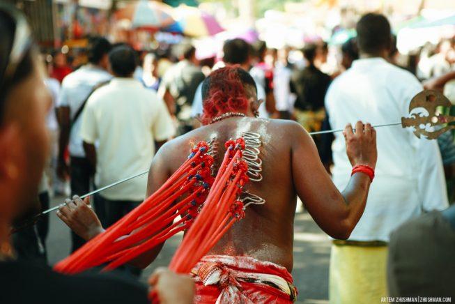 фестиваль Тайпусам в Малайзии (16)