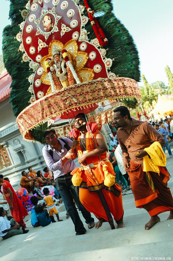 фестиваль Тайпусам в Малайзии (15)