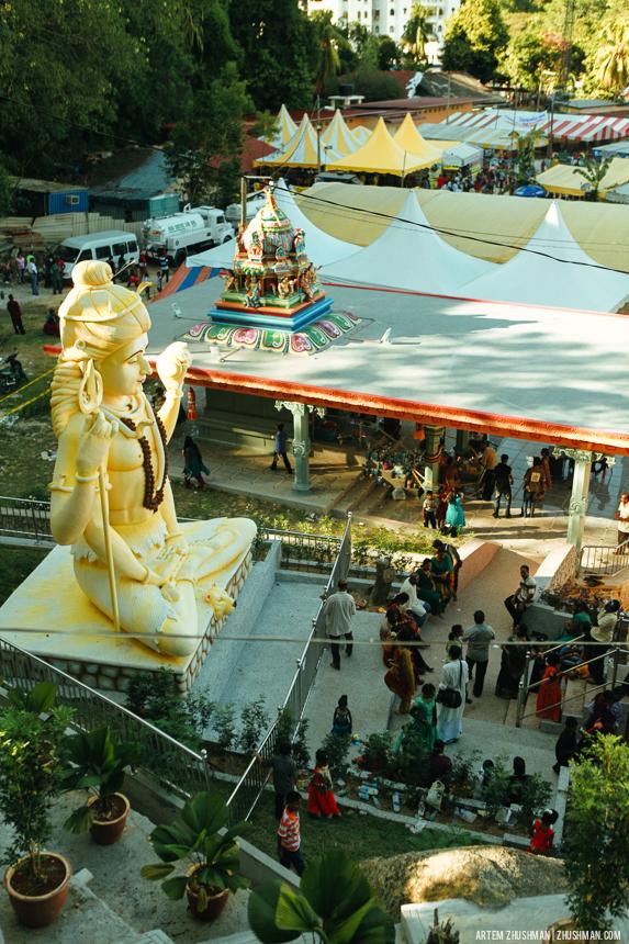 фестиваль Тайпусам в Малайзии (8)