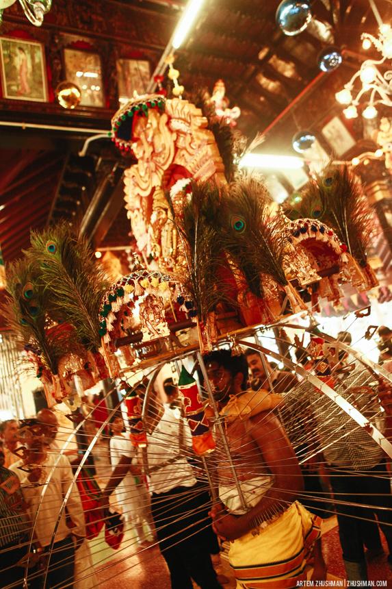 фестиваль Тайпусам в Малайзии (5)