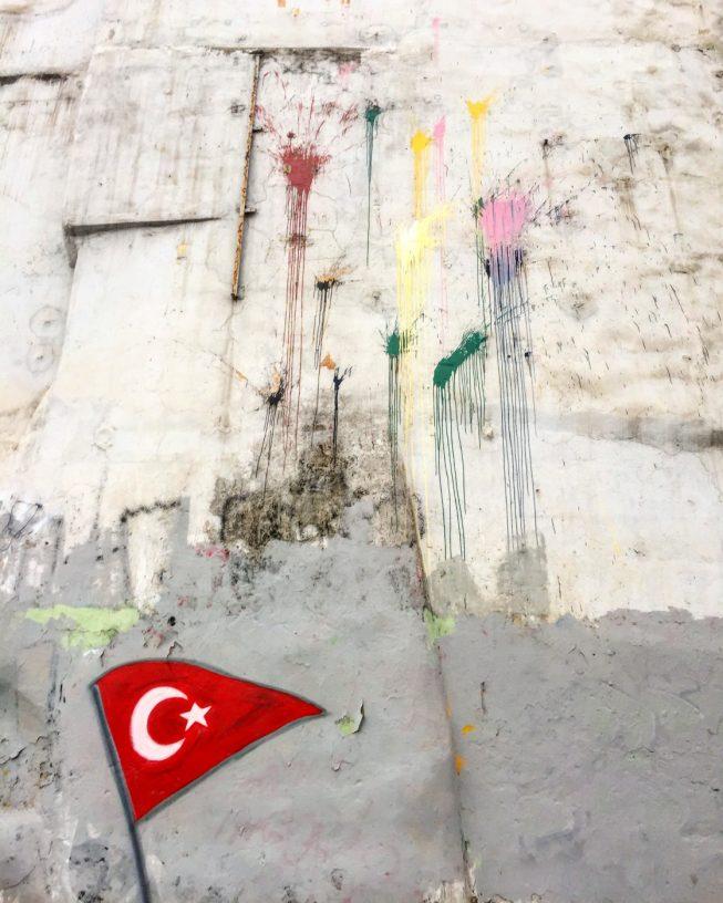 Прогулка по Стамбулу, транзит