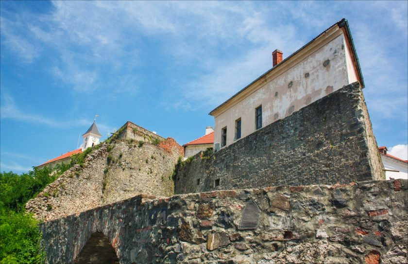 @kiorsergey Замок Паланок