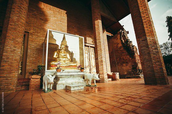 Айютайя – древняя столица Таиланда