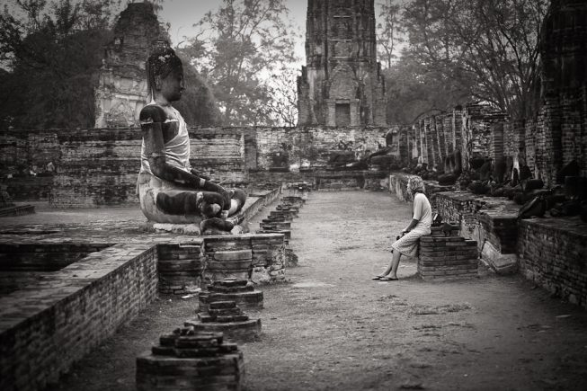 Айютайя древняя столица Таиланда