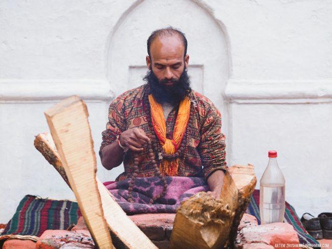 Фестиваль Шиваратри в Катманду