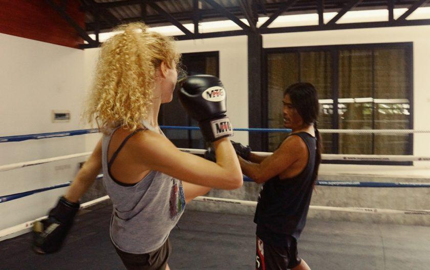 Муай Тай школа тайского бокса в Таиланде (2)