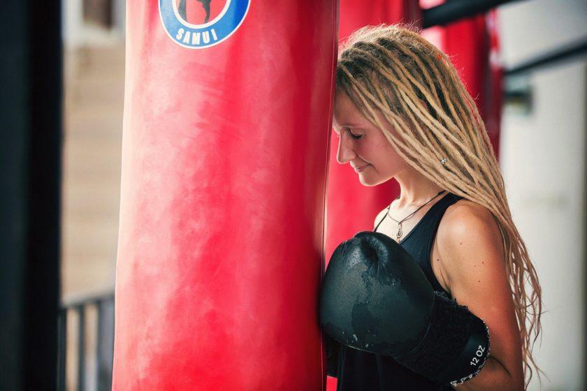 Школа тайского бокса на Самуи