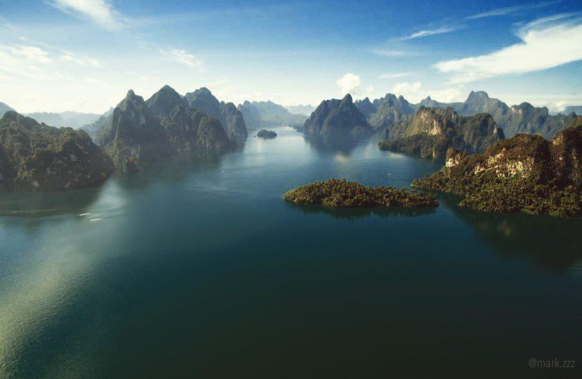 Озеро Чео Лан, Таиланд