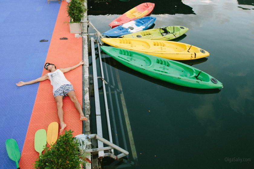 Озеро Чео Лан в парке Као Сок, Таиланд (7)