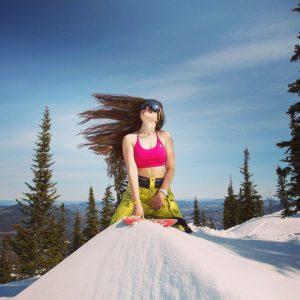 Сноуборд и фрирайд в Шерегеше