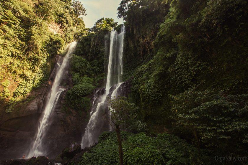 Водопад Сикумпул