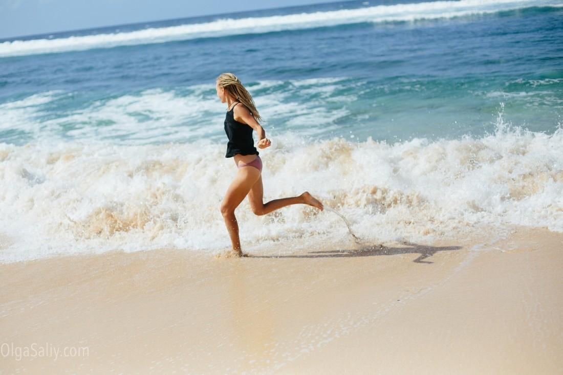 Пляж Улувату на Бали