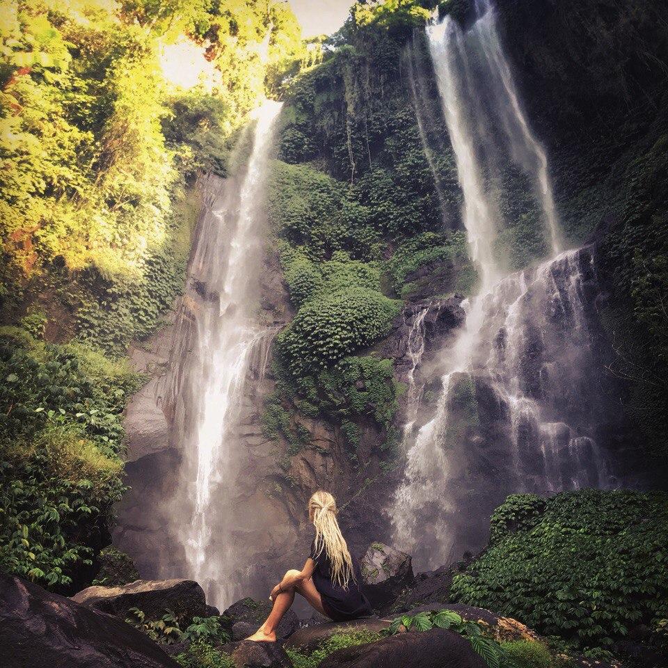 Интересные места Бали
