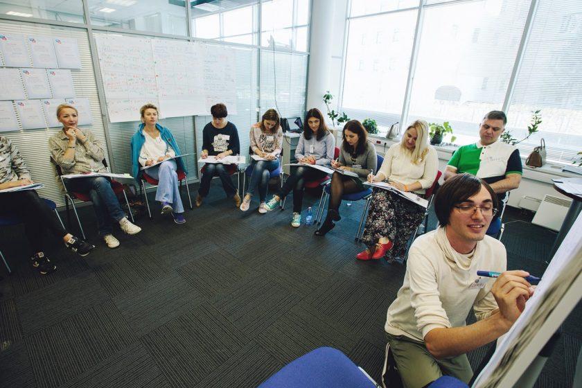 Тренинг английского языка в центре Свобода Слова, Москва (28)
