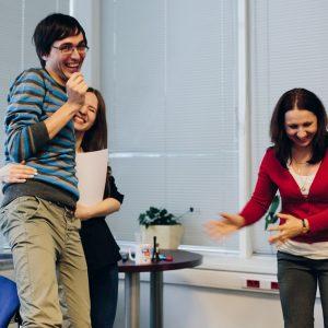 Тренинг английского языка в центре Свобода Слова, Москва (7)