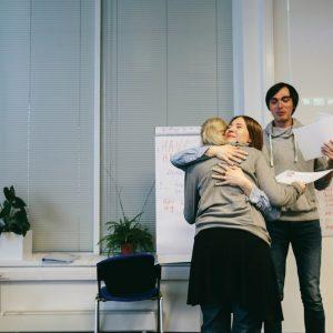 Тренинг английского языка в центре Свобода Слова, Москва (1)