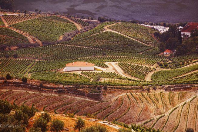 Долина реки Доро, Португалия