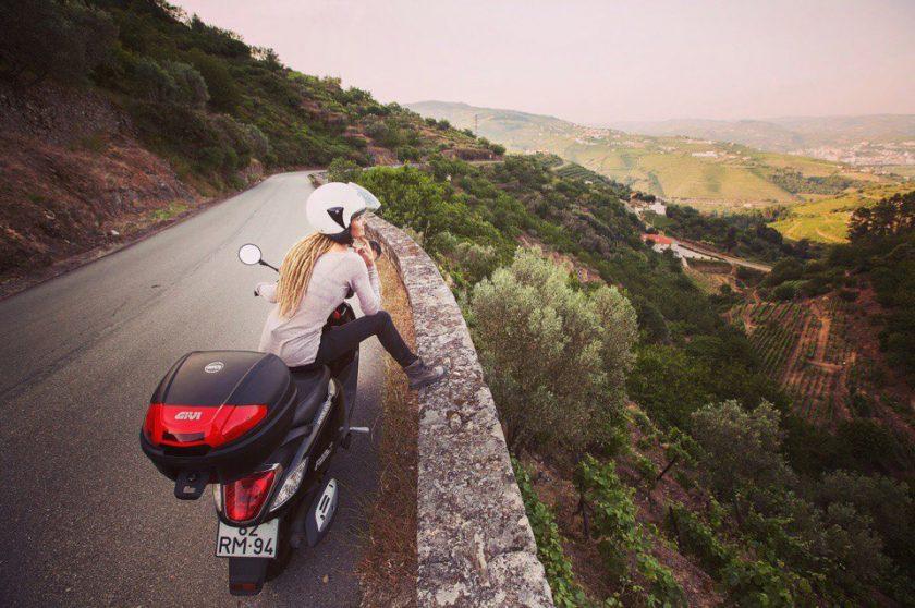 На скутере по долине реки Доро, Португалия