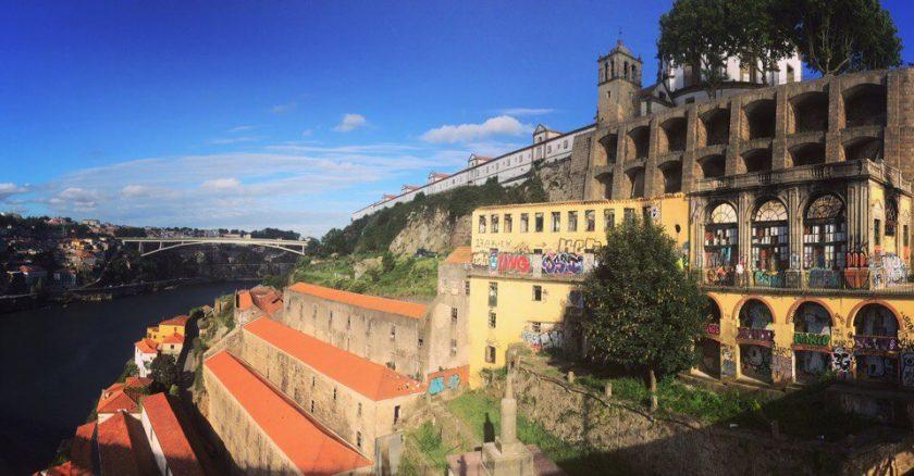 Заброшенные места Порту, Португалия (23)