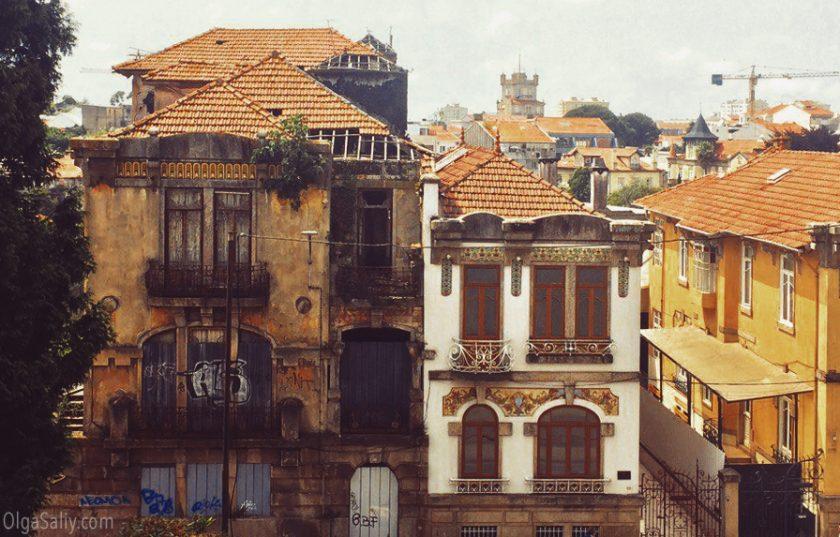 Заброшенные места Порту, Португалия (21)