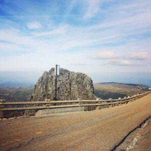 Дороги в Serra da Estrela