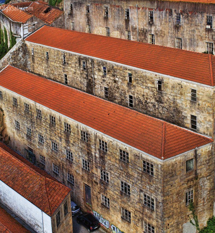 Заброшенные места Порту, Португалия (18)