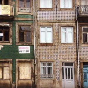 Заброшенные места Порту, Португалия (13)