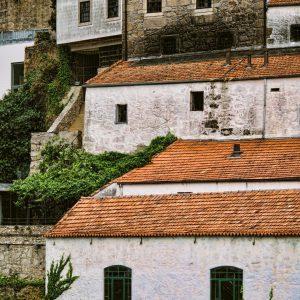 Заброшенные места Порту, Португалия (12)