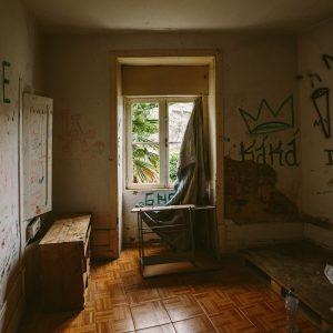 Заброшенные места Порту, Португалия (10)