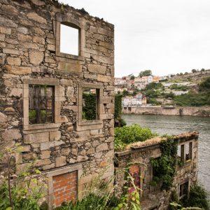 Заброшенные места Порту, Португалия (9)