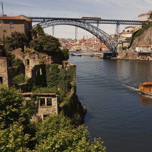 Заброшенные места Порту, Португалия (7)
