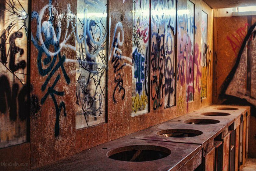 Заброшенный отель в Лиссабоне (4)