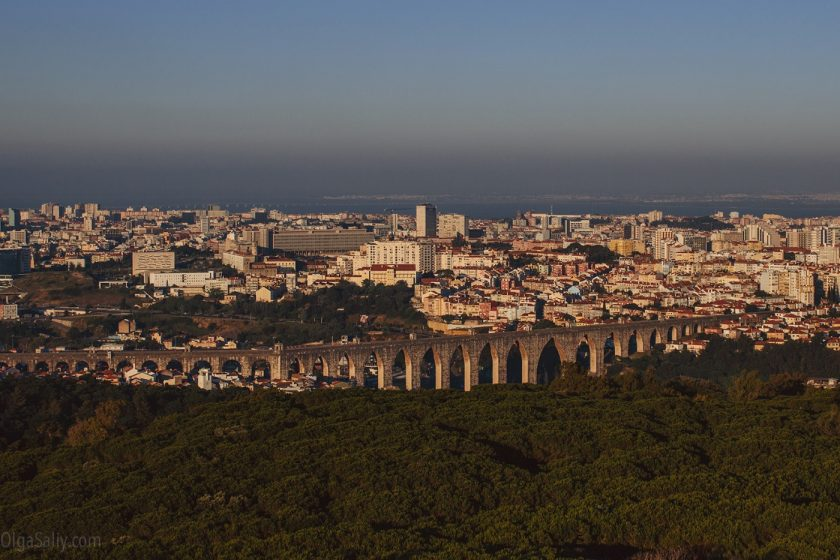 Заброшенный отель в Лиссабоне (1)