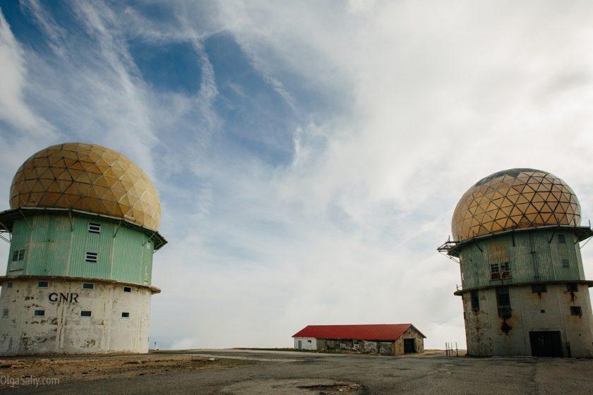 Заброшенная обсерватория Португалия (11)