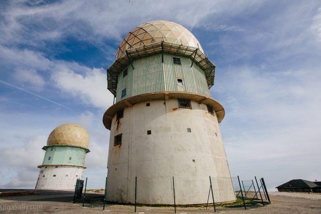 Башни GNR гвардии Португалии